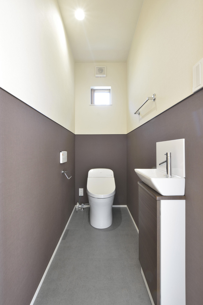 黒いガルバの四角いお家、注文住宅Simple Box(シンプルボックス)11
