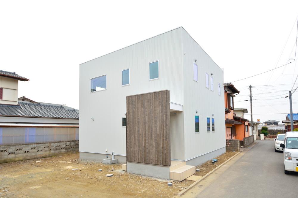 ナチュラル&シンプルなお家、注文住宅Simple Box(シンプルボックス)01