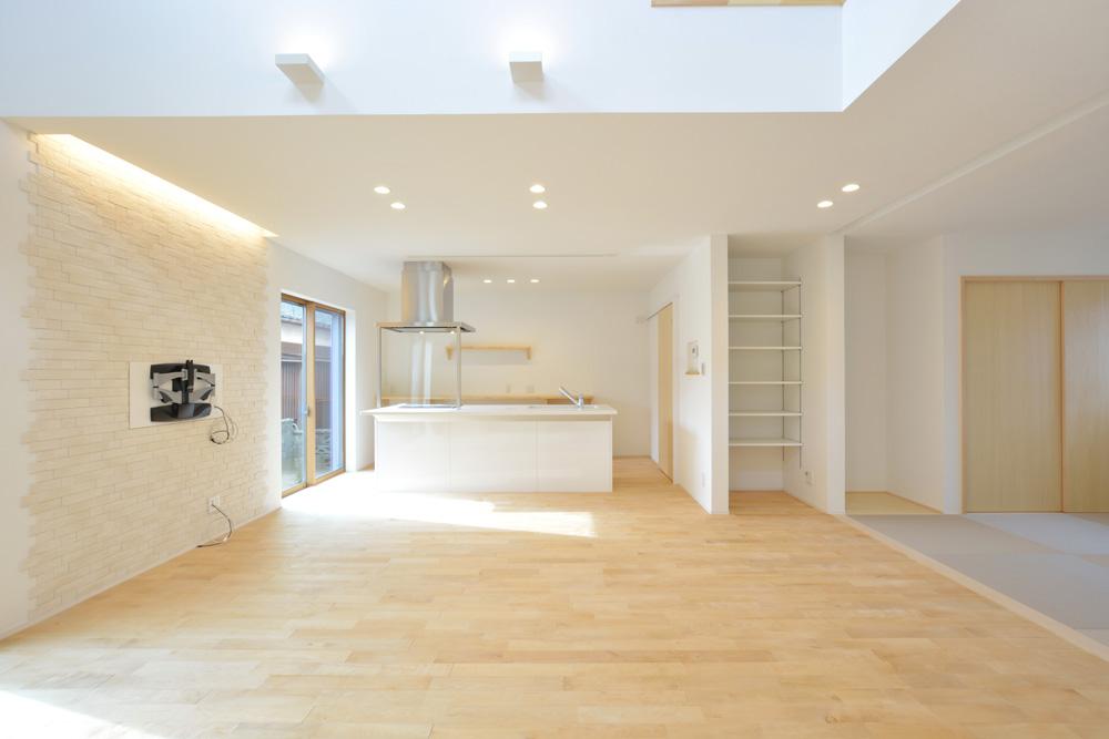 ナチュラル&シンプルなお家、注文住宅Simple Box(シンプルボックス)03