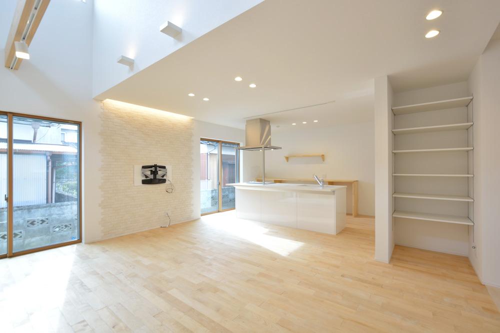 ナチュラル&シンプルなお家、注文住宅Simple Box(シンプルボックス)07