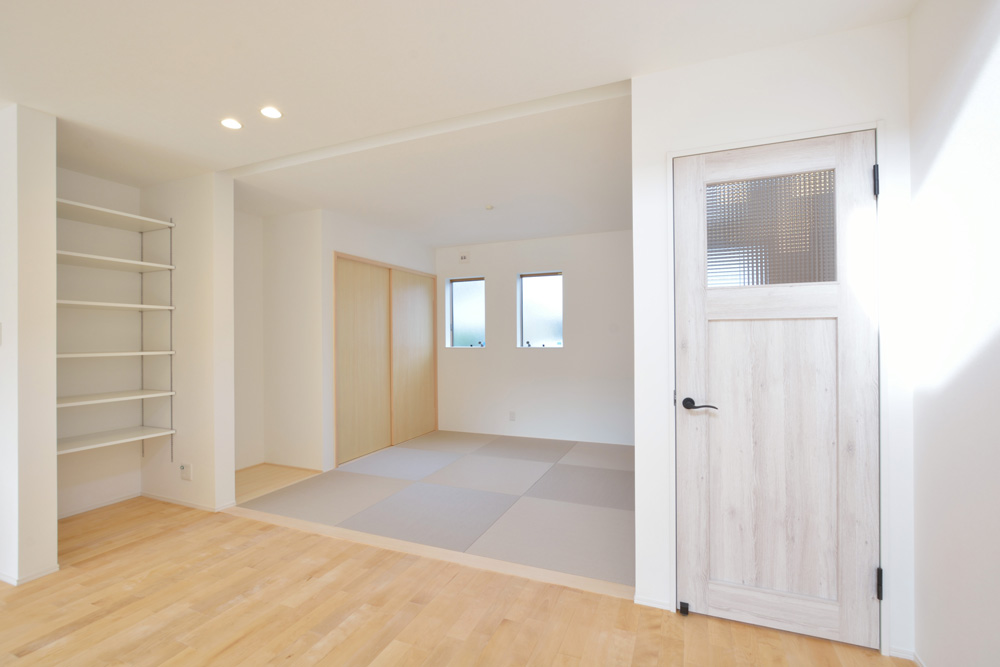 ナチュラル&シンプルなお家、注文住宅Simple Box(シンプルボックス)09