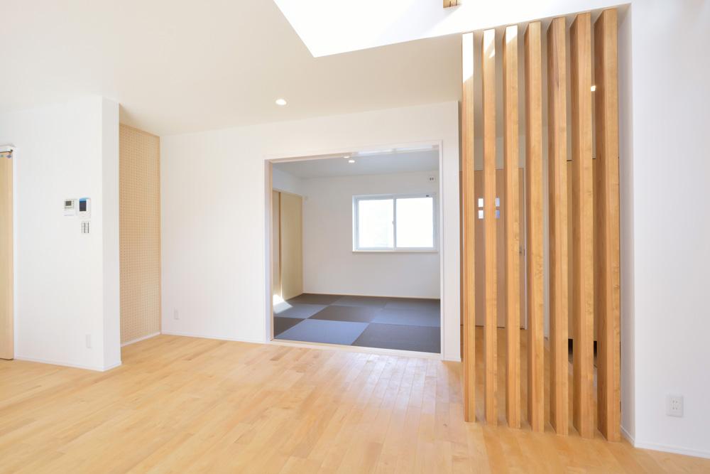 四角いシンプルなお家、注文住宅Simple Box(シンプルボックス)05
