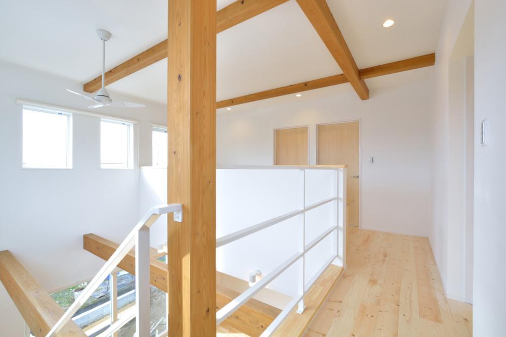 四角いシンプルなお家、注文住宅Simple Box(シンプルボックス)09