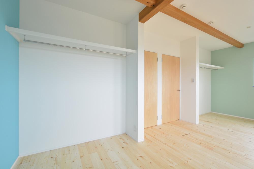 四角いシンプルなお家、注文住宅Simple Box(シンプルボックス)12
