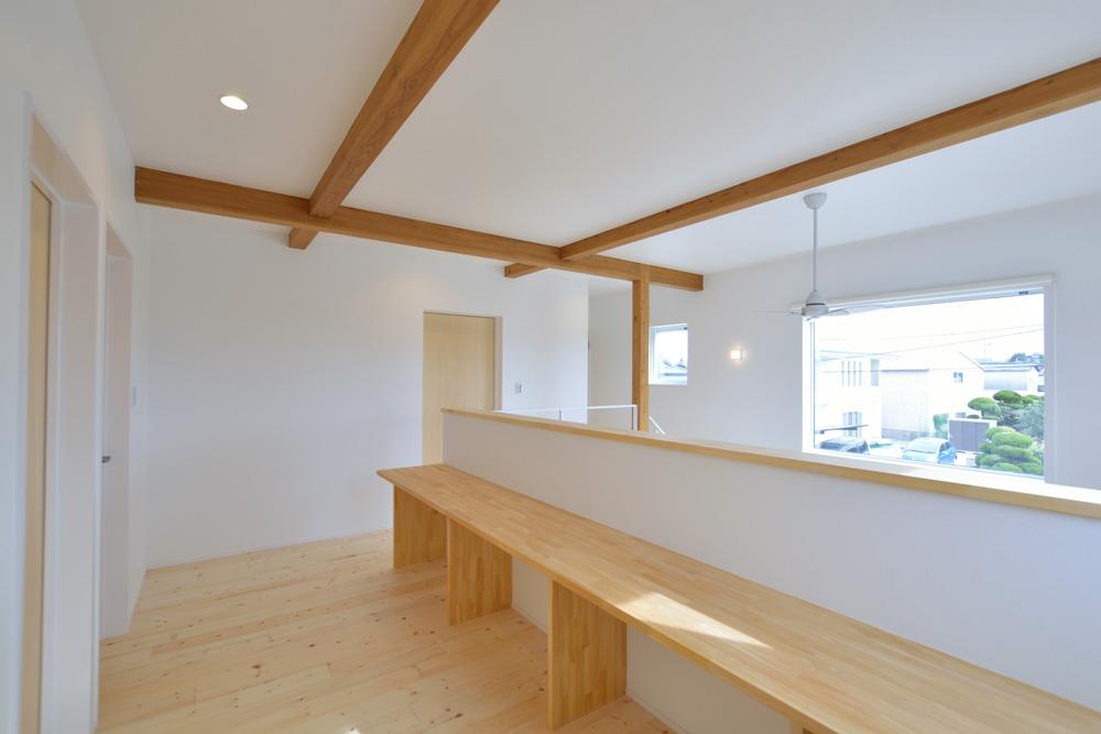 四角いシンプルなお家、注文住宅Simple Box(シンプルボックス)11