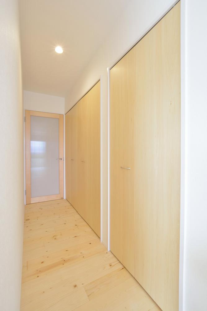 ネイビーと白のお家、注文住宅Simple Box+Box(シンプルボックス+ボックス)13
