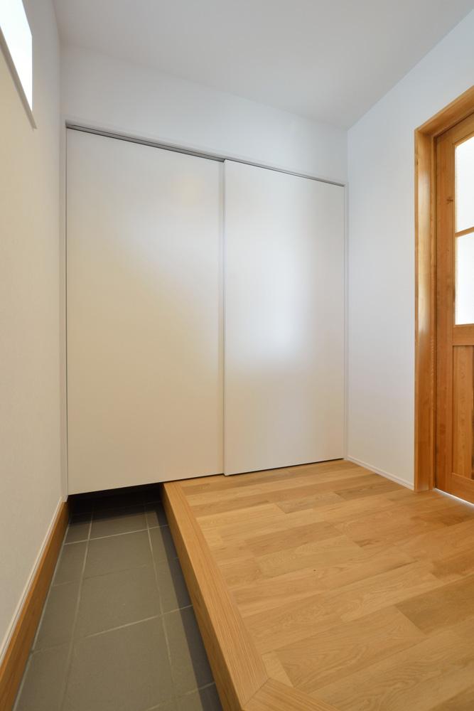 黒いガルバの四角いお家、注文住宅Simple Box+Box(シンプルボックス+ボックス)13