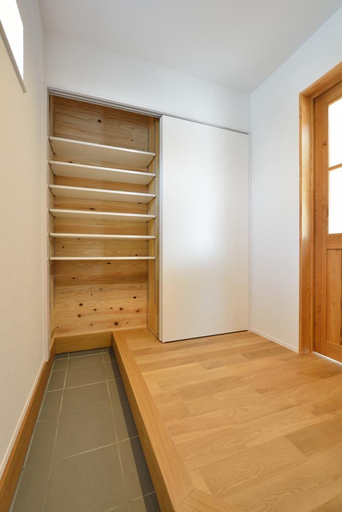 黒いガルバの四角いお家、注文住宅Simple Box+Box(シンプルボックス+ボックス)14