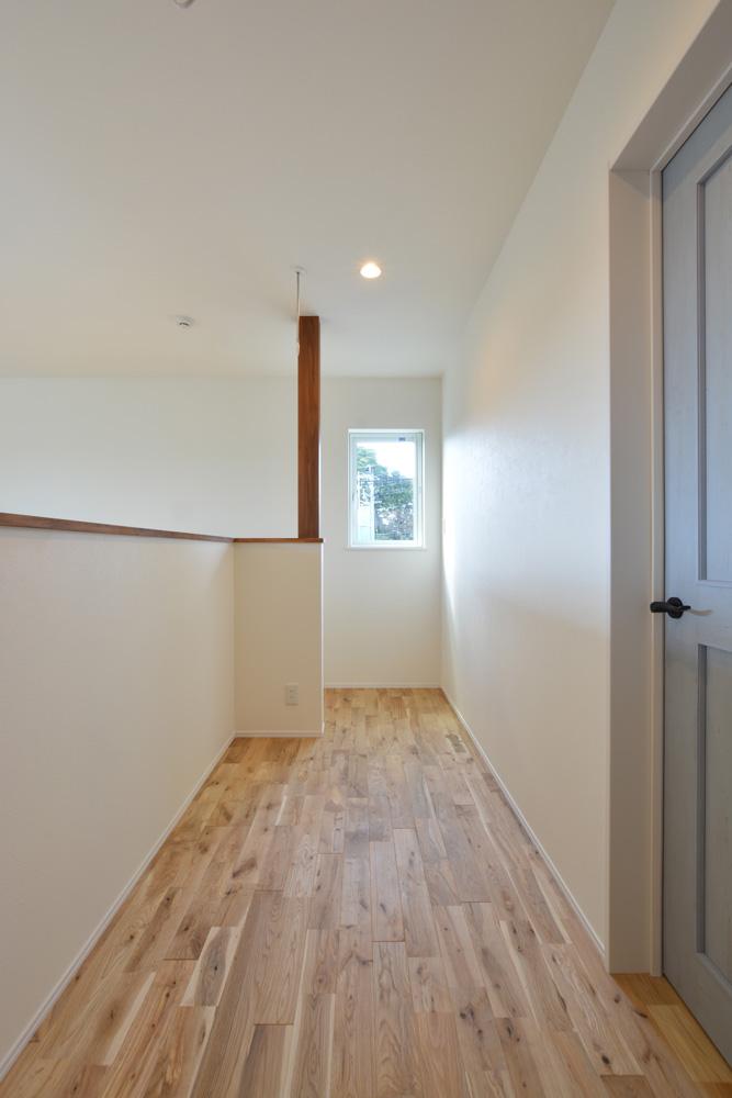ネイビーの四角いお家、注文住宅Simple Box(シンプルボックス)10