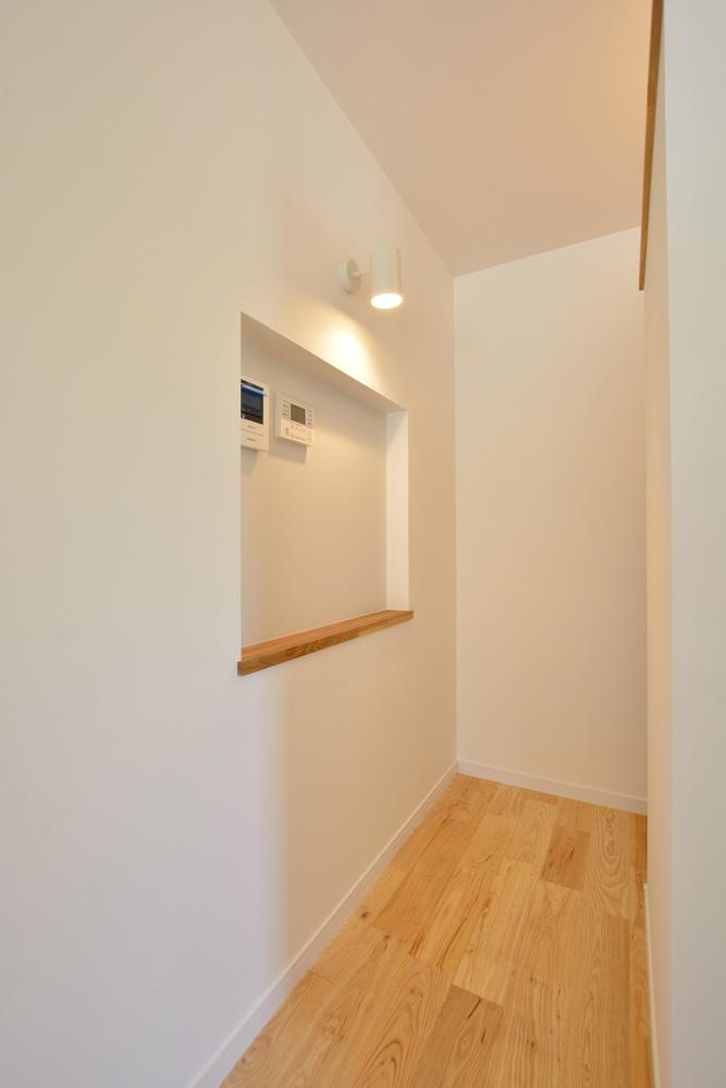 ホワイトアッシュの床材がピッタリなお家、注文住宅HARMONY(ハーモニー)07