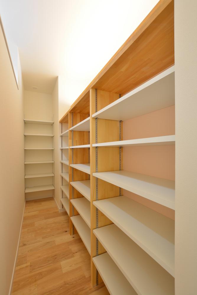 ホワイトアッシュの床材がピッタリなお家、注文住宅HARMONY(ハーモニー)09