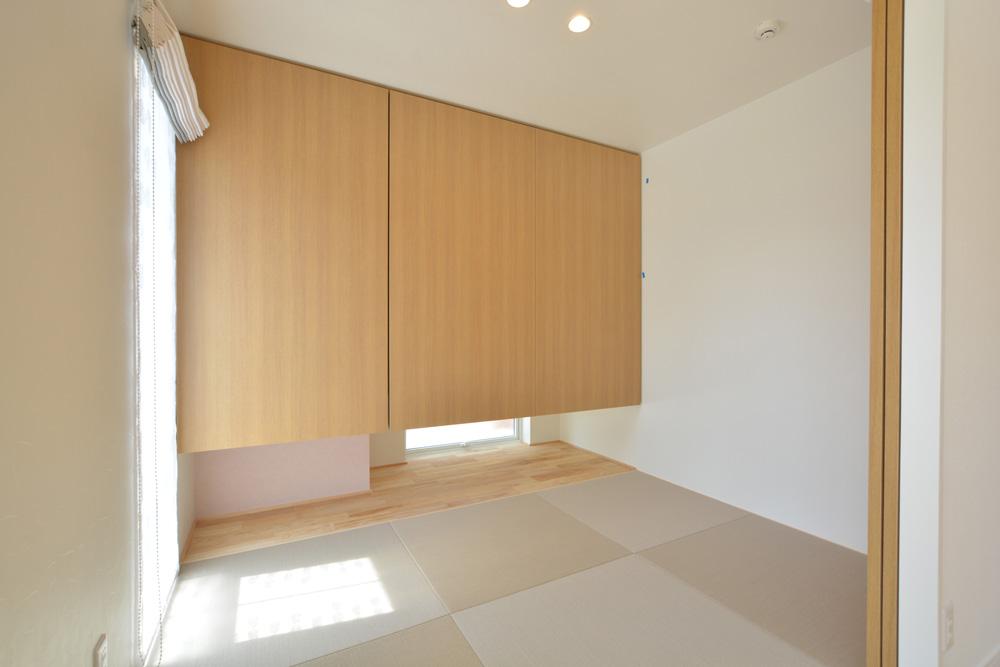 ホワイトアッシュの床材がピッタリなお家、注文住宅HARMONY(ハーモニー)12