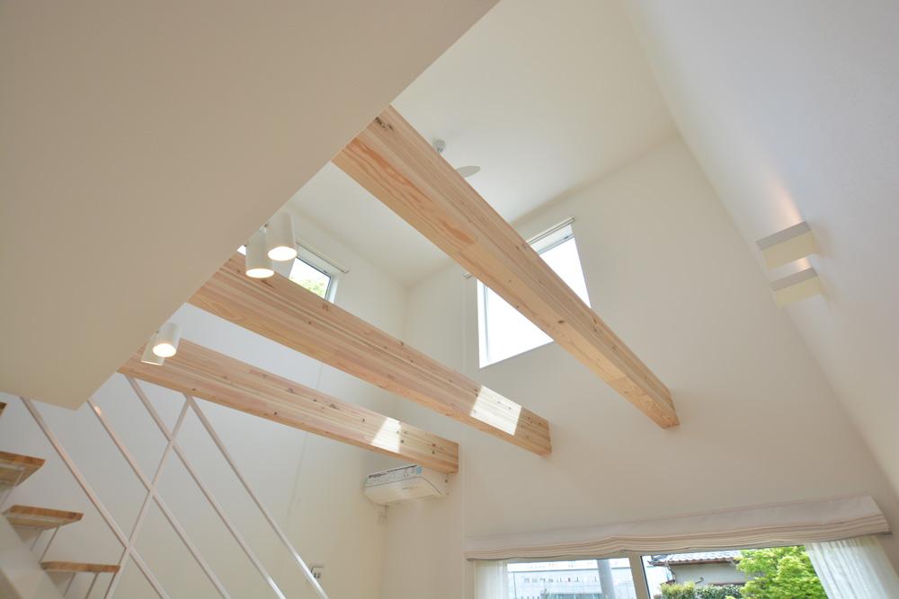 ホワイトアッシュの床材がピッタリなお家、注文住宅HARMONY(ハーモニー)11