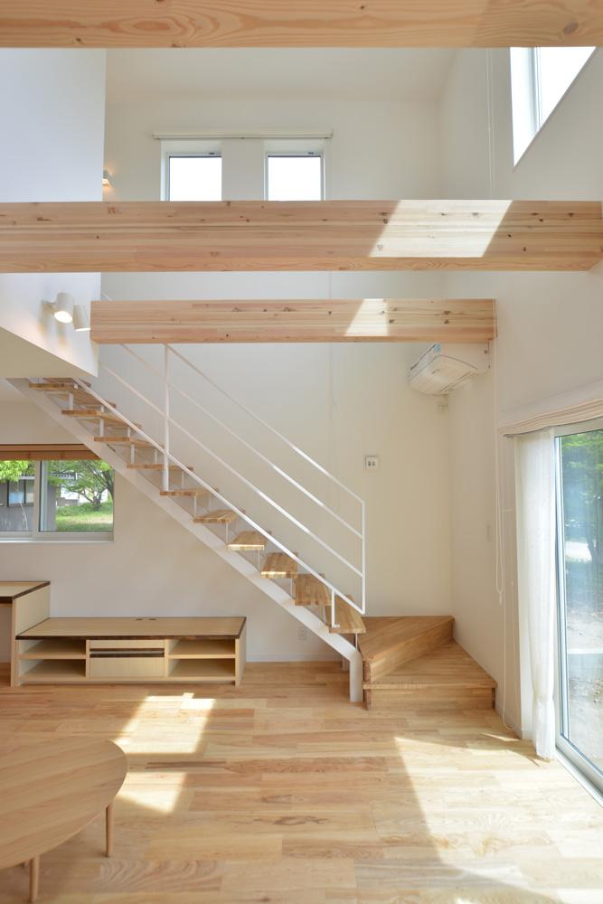 ホワイトアッシュの床材がピッタリなお家、注文住宅HARMONY(ハーモニー)10