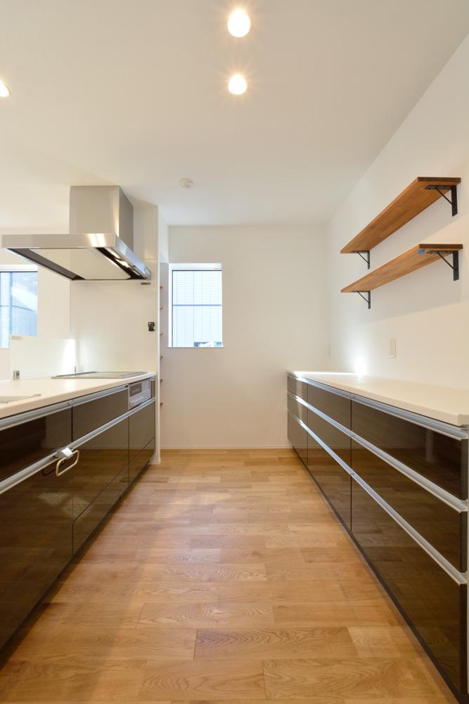 シンプルな箱型のお家、注文住宅Simple Box(シンプルボックス)07