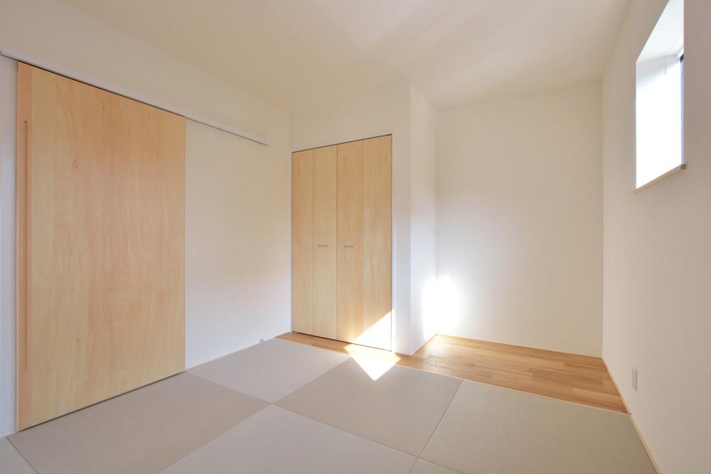 シンプルな箱型のお家、注文住宅Simple Box(シンプルボックス)09