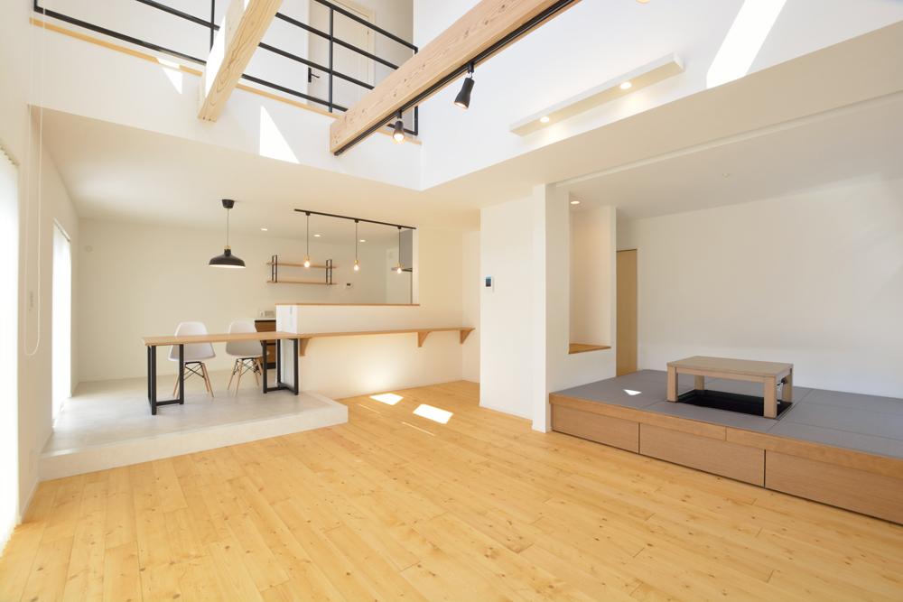 こだわりを沢山詰め込んだ箱型のお家、注文住宅Simple Box(シンプルボックス)03