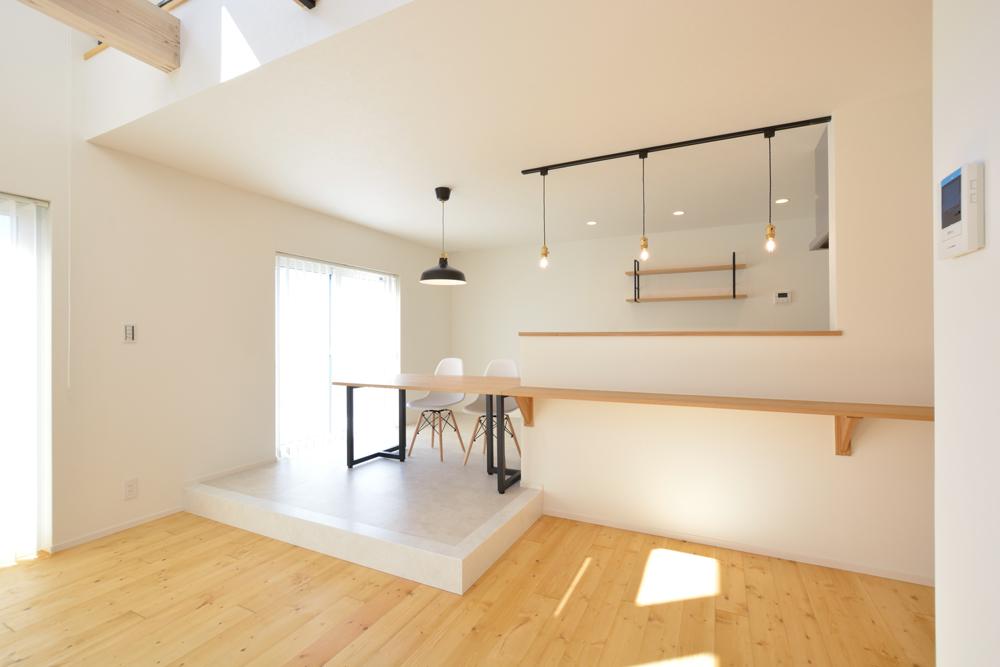 こだわりを沢山詰め込んだ箱型のお家、注文住宅Simple Box(シンプルボックス)05