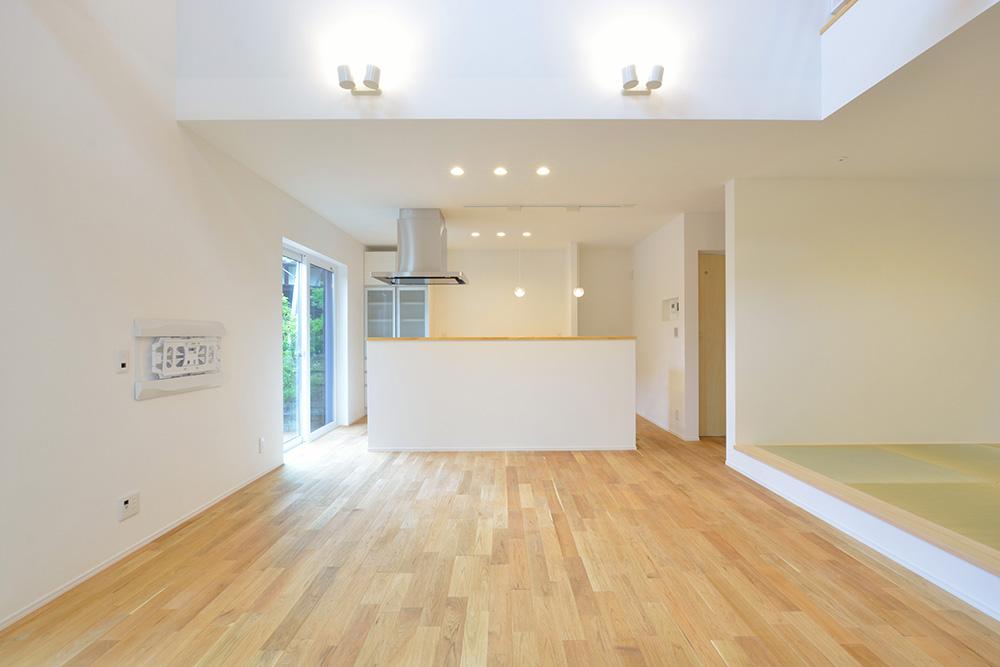 シンプルな四角いお家、注文住宅Simple Box(シンプルボックス)03
