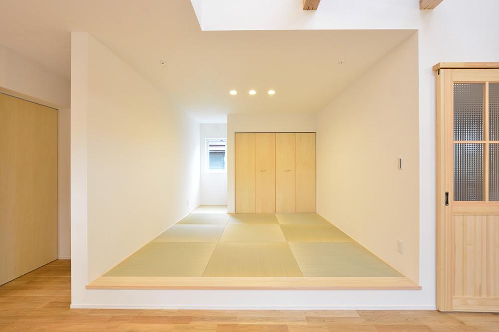 シンプルな四角いお家、注文住宅Simple Box(シンプルボックス)07
