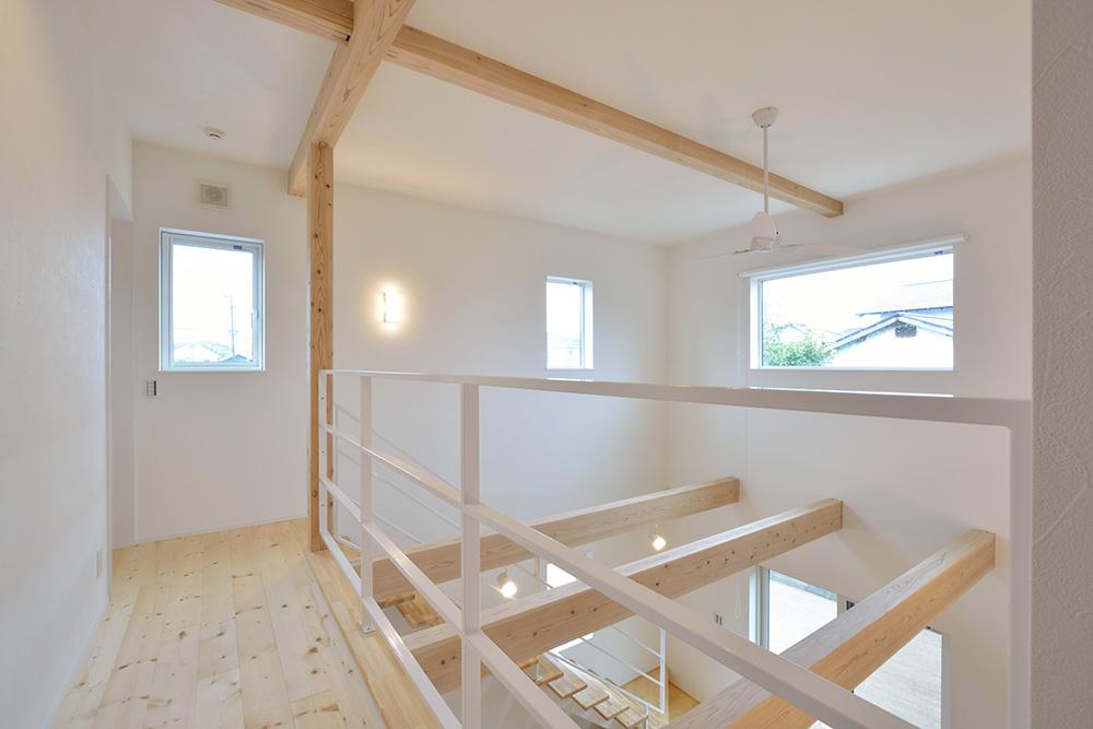 シンプルな四角いお家、注文住宅Simple Box(シンプルボックス)10