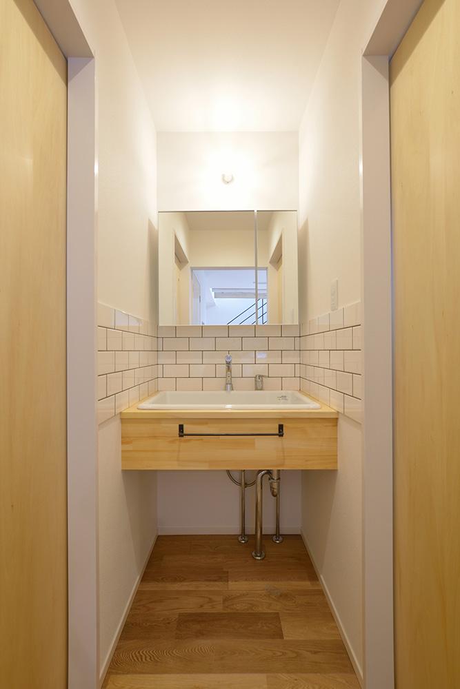 黒いシンプルな四角いお家、注文住宅Simple Box+Box(シンプルボックス+ボックス)15