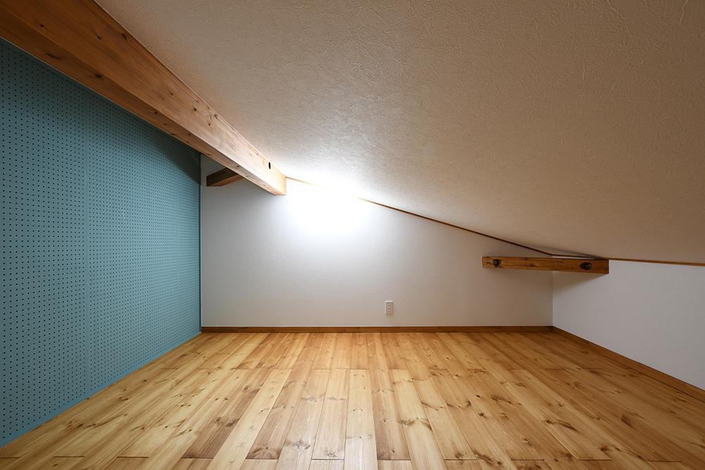平屋+ロフトの注文住宅 LOAFER(ローファー)11