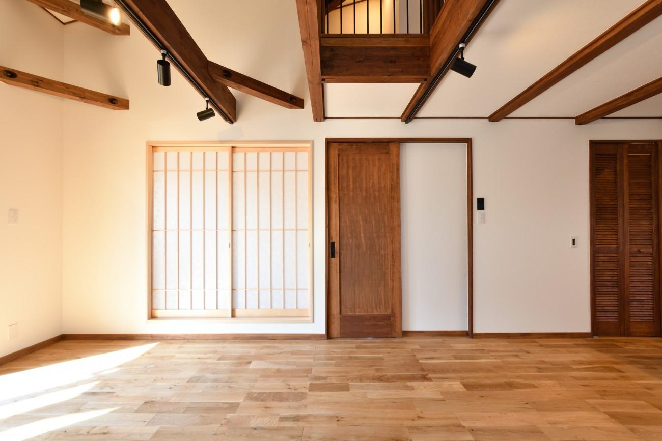 シックでステキな注文住宅LOAFERが完成しました!11