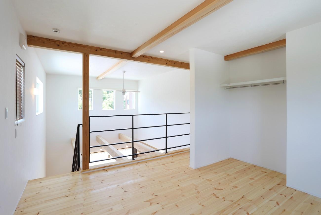 黒とオークのツートンがかっこいいお家、注文住宅Simple Box +Box(シンプルボックル+ボックス) 17