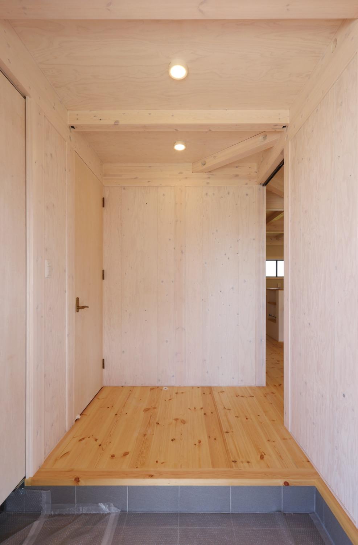 家の中心にオープンなLDK。平屋のお家COVACO(モニカ)05