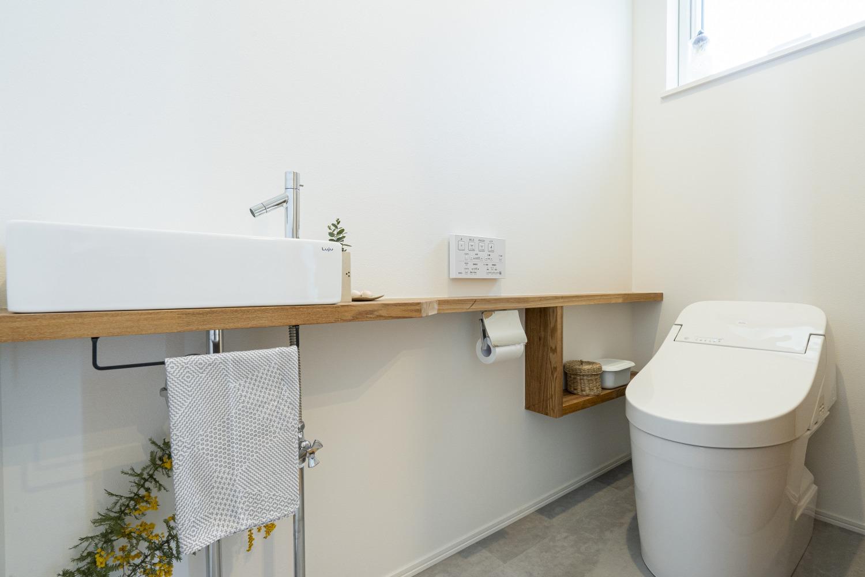 家族の気配を感じられる家 注文住宅Simple Box18