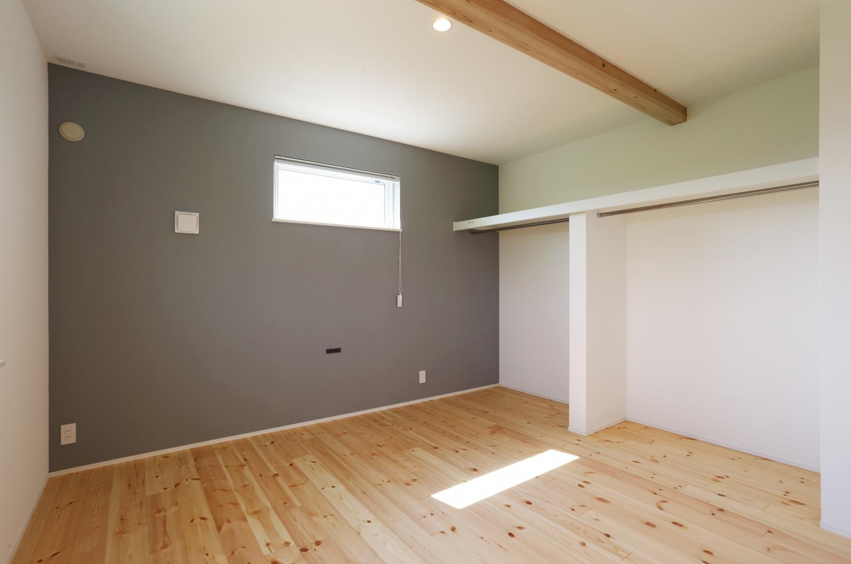 家族の気配を感じられる家 注文住宅Simple Box07