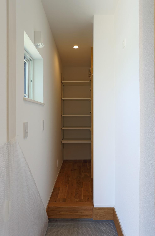 家族の気配を感じられる家 注文住宅Simple Box14