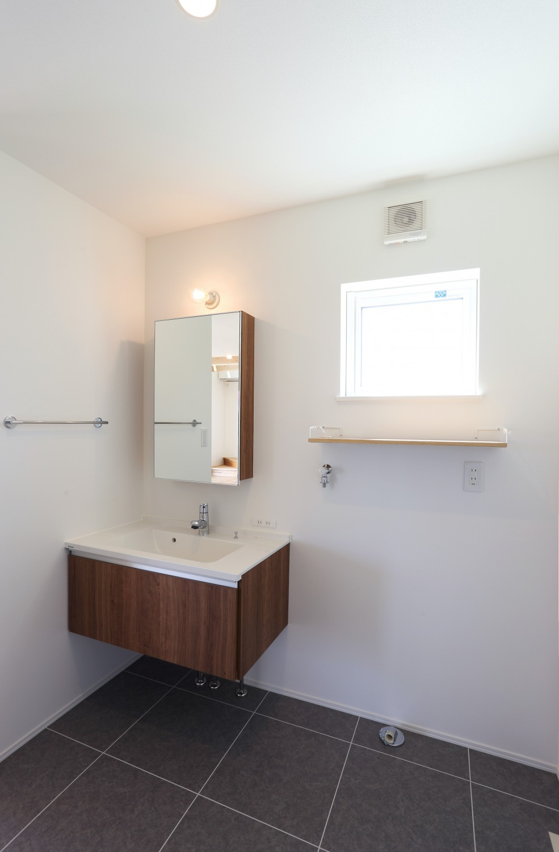 家族の気配を感じられる家 注文住宅Simple Box12