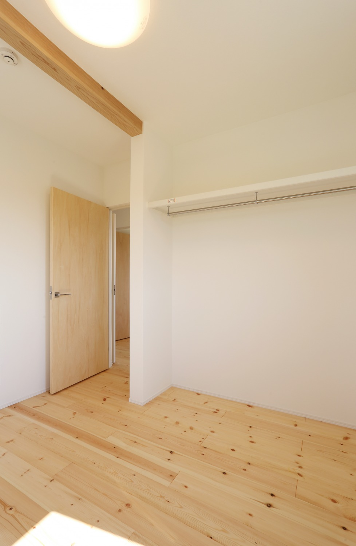 家族の気配を感じられる家 注文住宅Simple Box06