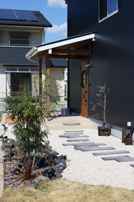 お庭づくりも楽しむ注文住宅FREEQ LOAFER05