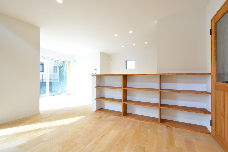 西海岸スタイルの四角いお家、注文住宅Simple Box03