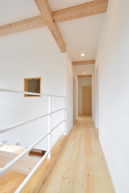 西海岸スタイルの四角いお家、注文住宅Simple Box08