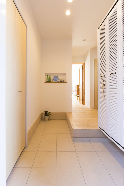 西海岸スタイルの四角いお家、注文住宅Simple Box09