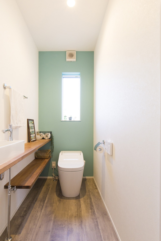 西海岸スタイルの四角いお家、注文住宅Simple Box10