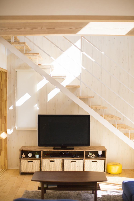 西海岸スタイルの四角いお家、注文住宅Simple Box06